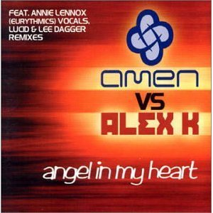 AMEN UK Vs ALEX K - ANGEL IN MY HEART